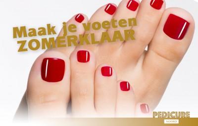 Uw voeten zomerklaar bij Pedicure Noord - Medisch Pedicure Amsterdam